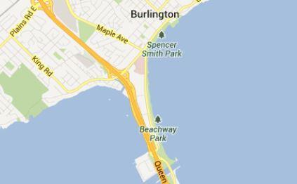 Beachway Park Burlington Ontario